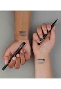 IsaDora - FLEX TIP EYELINER - Eyeliner - steel grey - 2