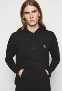 PS Paul Smith - MENS REG FIT HOODY - Hoodie - black - 3
