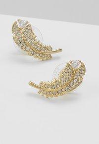 Swarovski - NICE STUD - Earrings - gold-coloured - 5