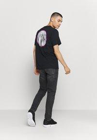 Lee - DAREN - Jeans straight leg - worn magnet - 2