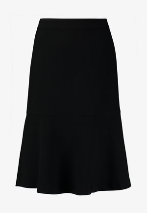 SARINI SKIRT - A-line skirt - black