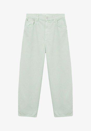 ANTONELA - Trousers - mint green