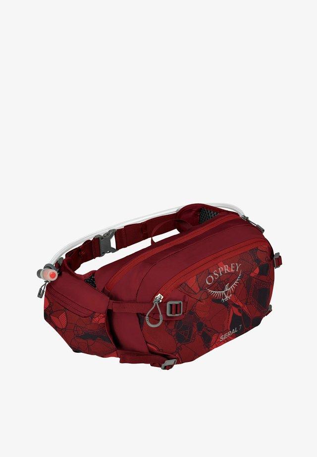 SERAL - Heuptas - claret red