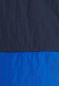 Jack & Jones - JCOMAGIC TWIST QUILTED JACKET HOOD - Light jacket - navy blazer - 5