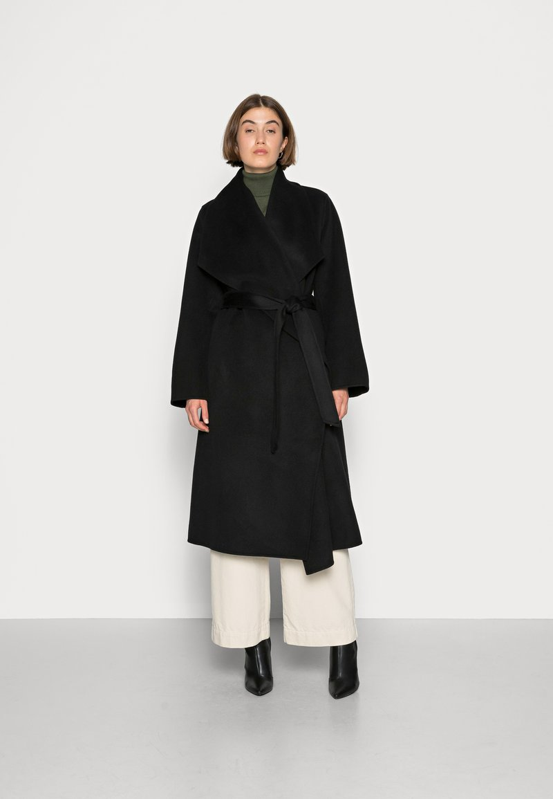 IVY & OAK - CARRIEANN  - Classic coat - black