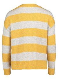 Cartoon - Pullover - yellow/grey - 1
