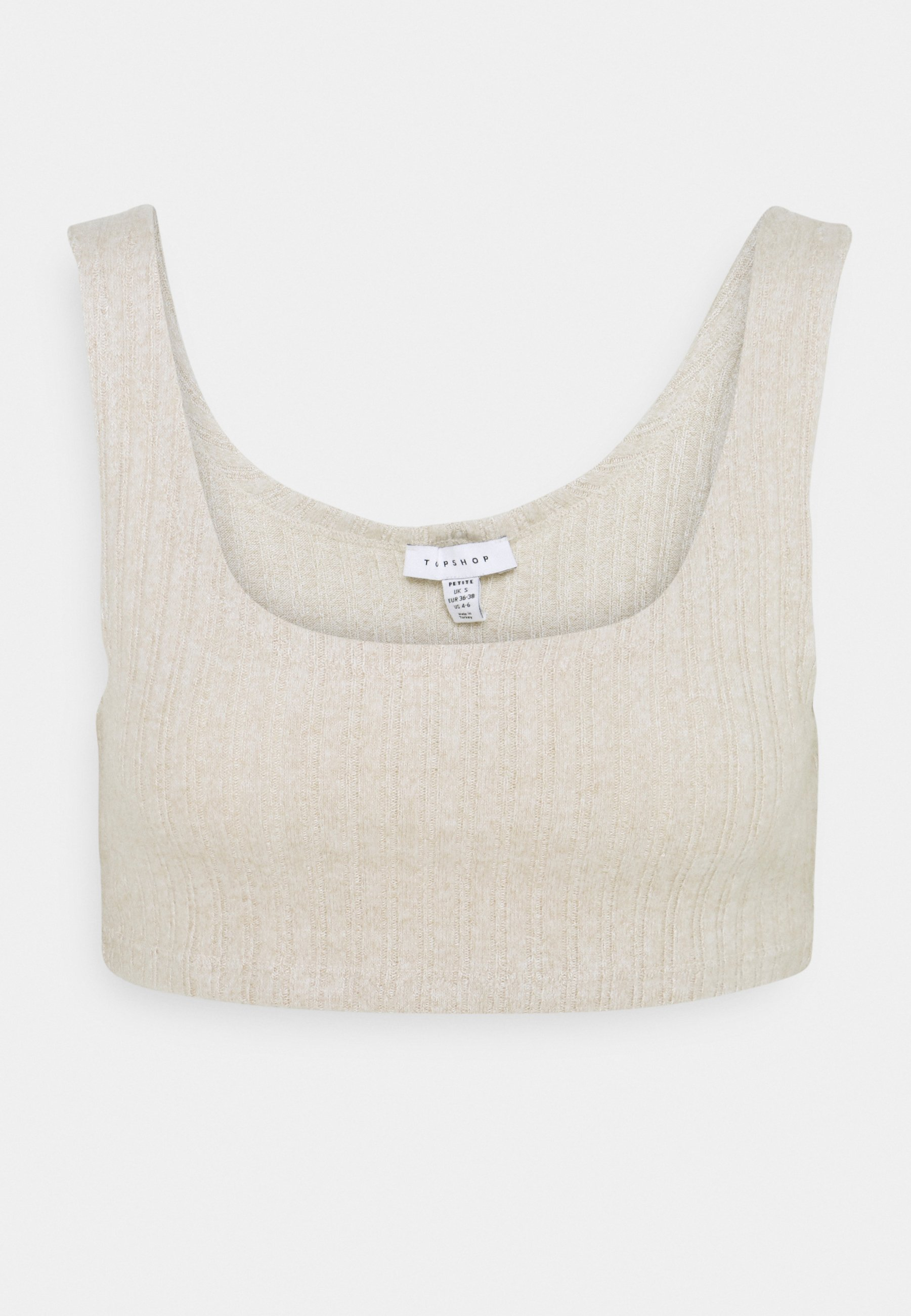 Women NEW COSY BRUSHED  - Top