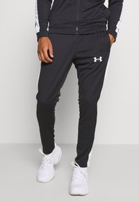 Under Armour - EMEA TRACK SUIT - Survêtement - black - 3