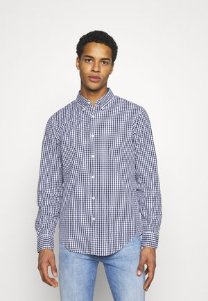 SIGNATURE GINGHAM - Shirt - navy