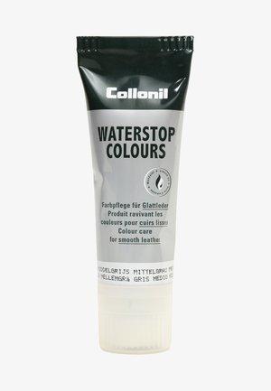 WATERSTOP COLOURS  - Shoe care - mittelgrau
