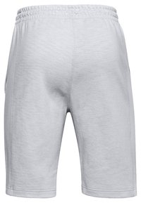 Under Armour - DOUBLE KNIT SHORTS - Sports shorts - halo grey - 1