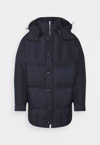 Henrik Vibskov - TILES LONG COAT - Winter jacket - navy - 8
