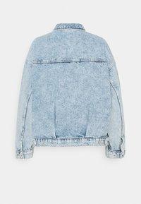 Monki - Veste en jean - blue dusty/light blue - 7