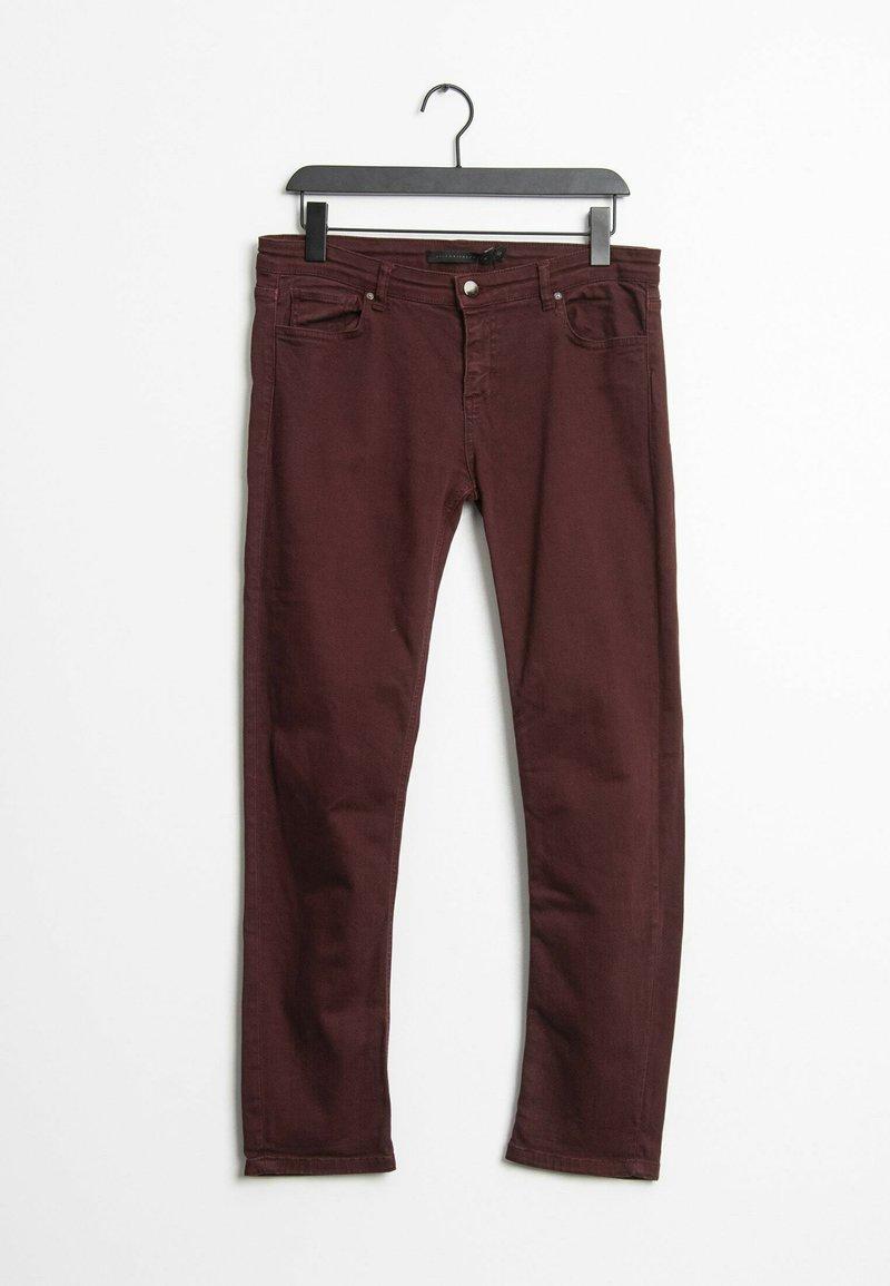 Victoria Victoria Beckham - Slim fit jeans - red