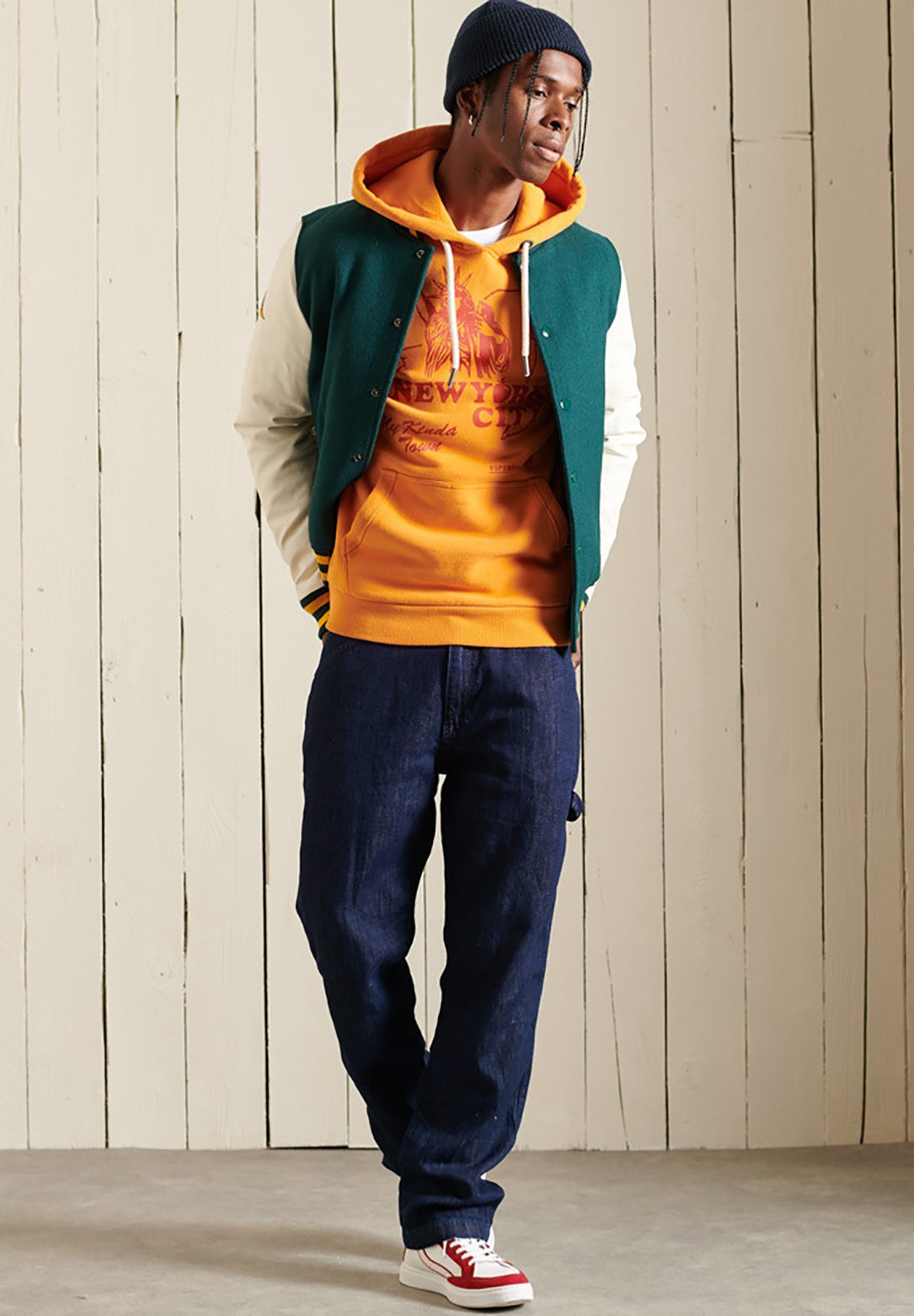 Herren BOHO AND ROCK  - Sweatshirt
