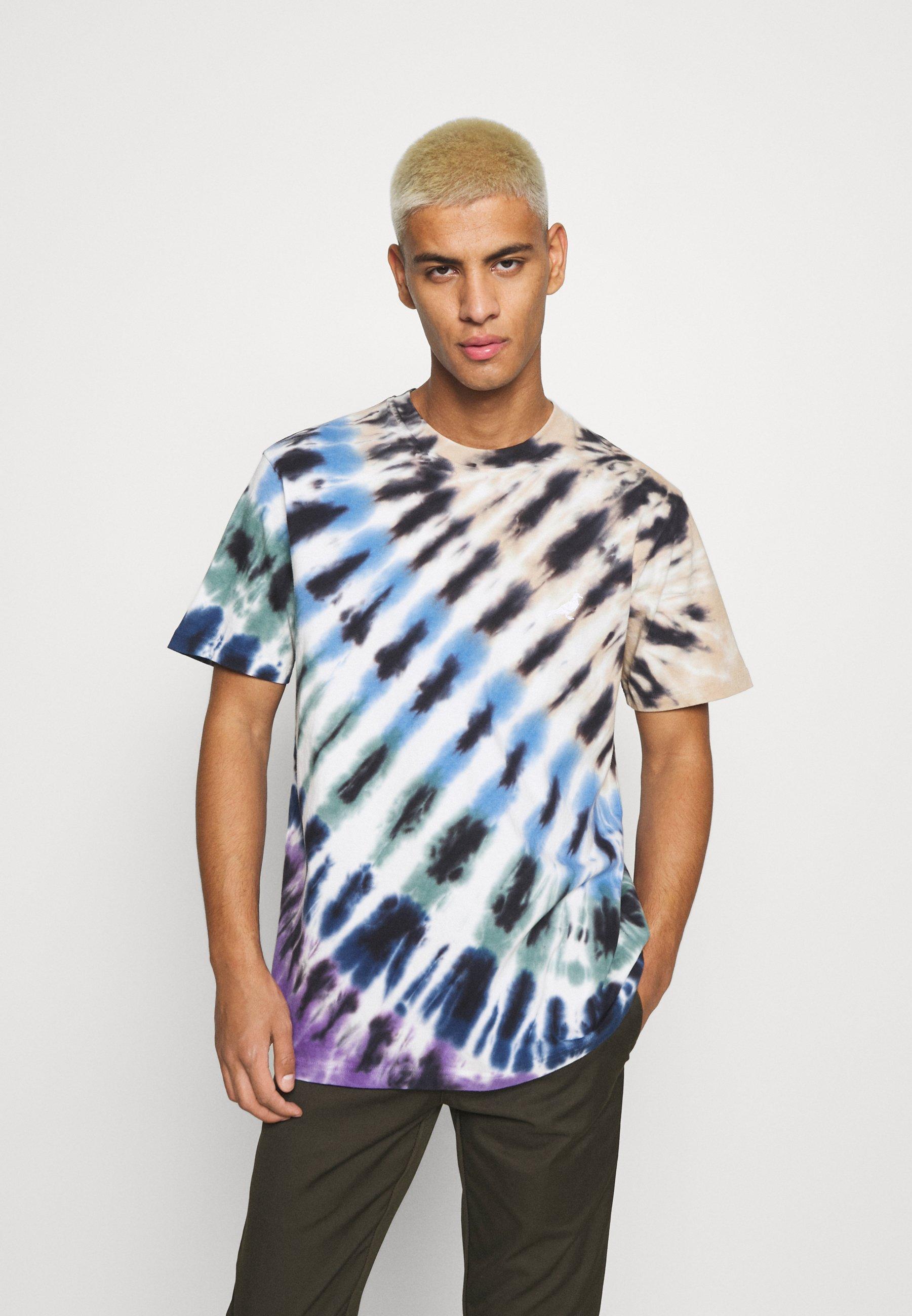 Men TIE DYE PIGEON ICON TEE UNISEX - Print T-shirt