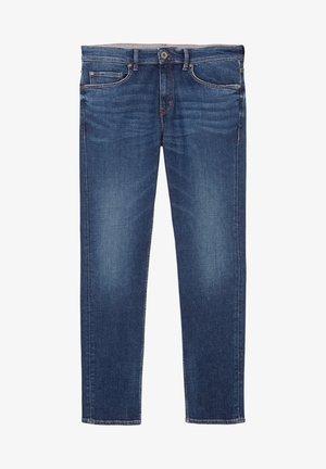 SJOBO - Slim fit jeans - snug dark wash