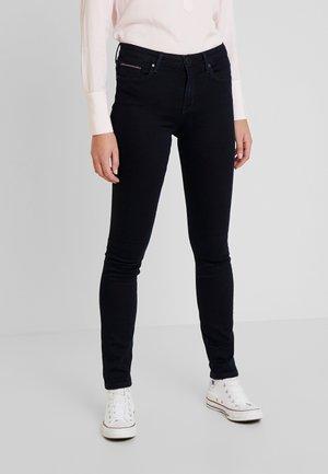 COMO RWOTTO - Jeans Skinny Fit - black denim