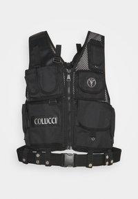 Carlo Colucci - Veste sans manches - black - 4