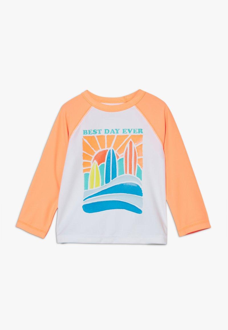 GAP - TODDLER BOY RASHGUARD - Rash vest - jos orange