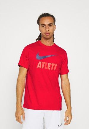 ATLETICO MADRID CLUB TEE - Club wear - sport red