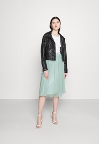 Lace & Beads - VAL SKIRT - A-Linien-Rock - mint