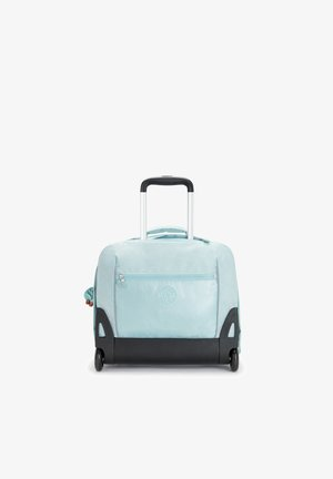 GIORNO - Wheeled suitcase - airy jeans block
