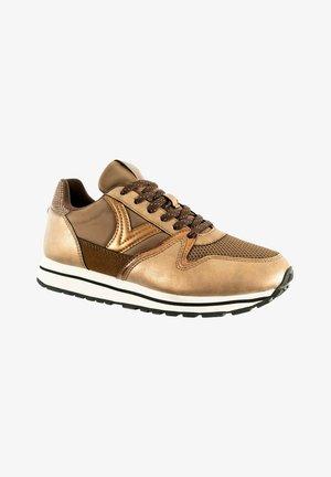 Sneakers laag - marron