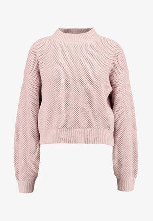 MATTE MOCK - Jumper - light pink