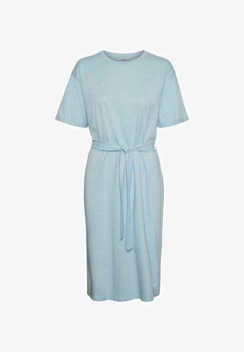 Vestido ligero - cashmere blue
