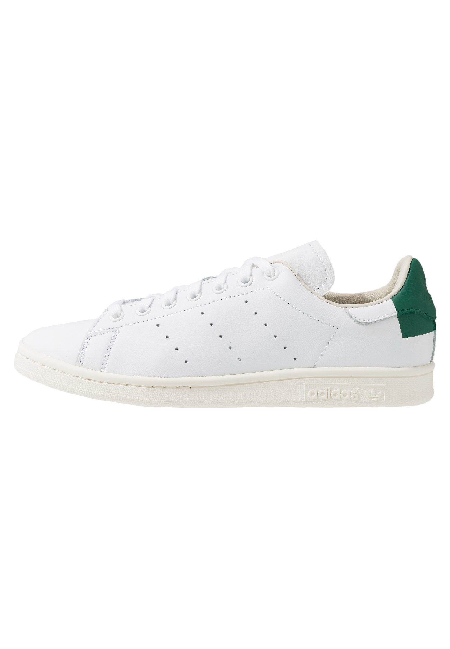 Herren STAN SMITH HEEL PATCH SHOES - Sneaker low