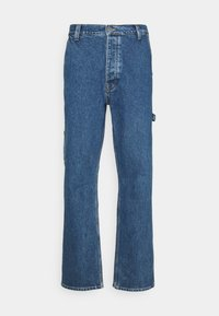 DASH WORKER RIGID  - Relaxed fit jeans - marble blue