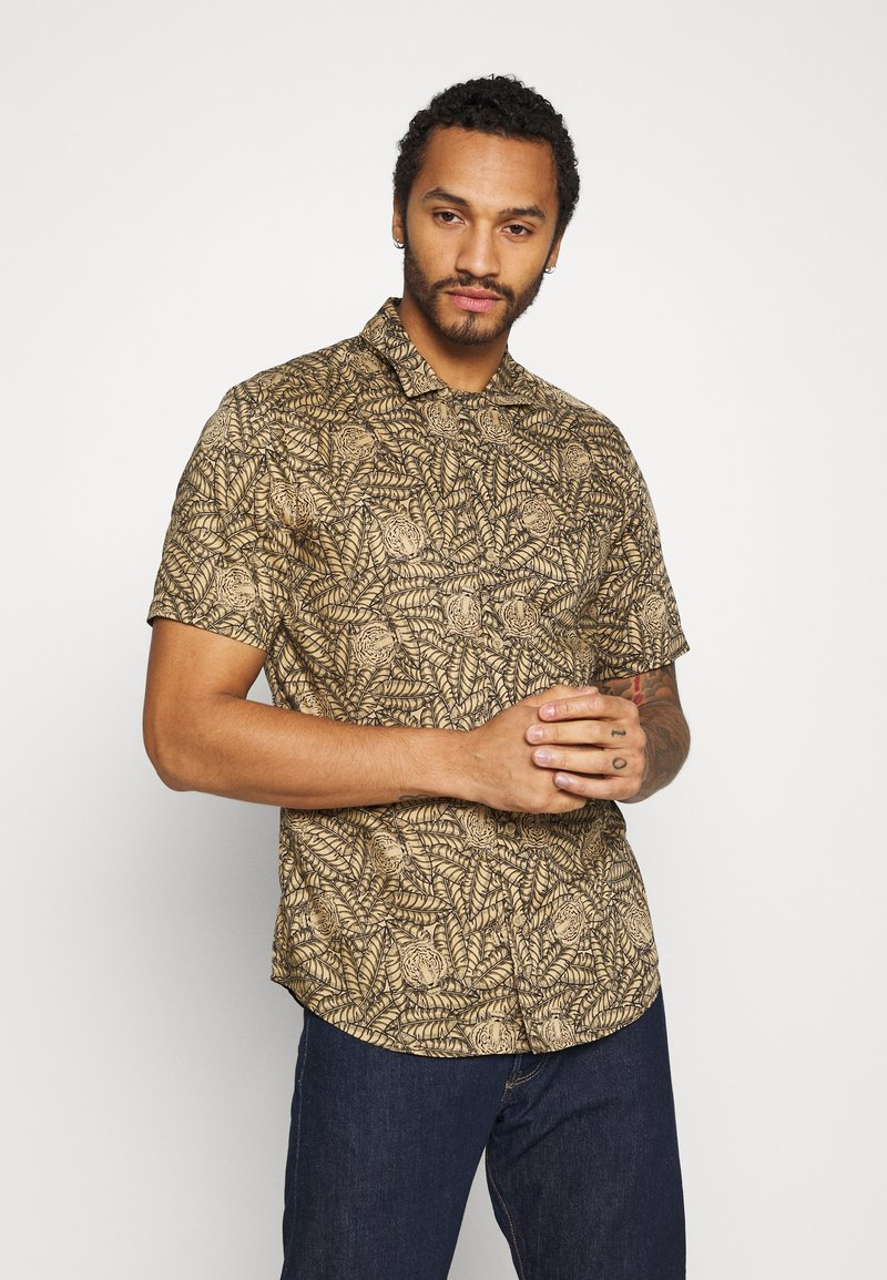 Only & Sons - ONSGABRIAL ANIMAL  - Camicia - incense