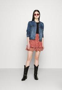 ONLY - ONLMARGUERITE SKIRT - Minifalda - faded rose - 1