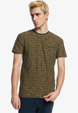 KENTIN - Print T-shirt - nugget gold kentin