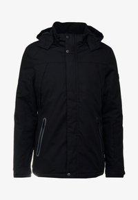 Tiffosi - CONGO - Winter jacket - black - 4