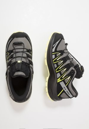PRO 3D - Zapatillas de senderismo - gargoyle/black/charlock