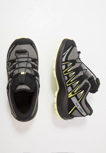 PRO 3D - Hiking shoes - gargoyle/black/charlock