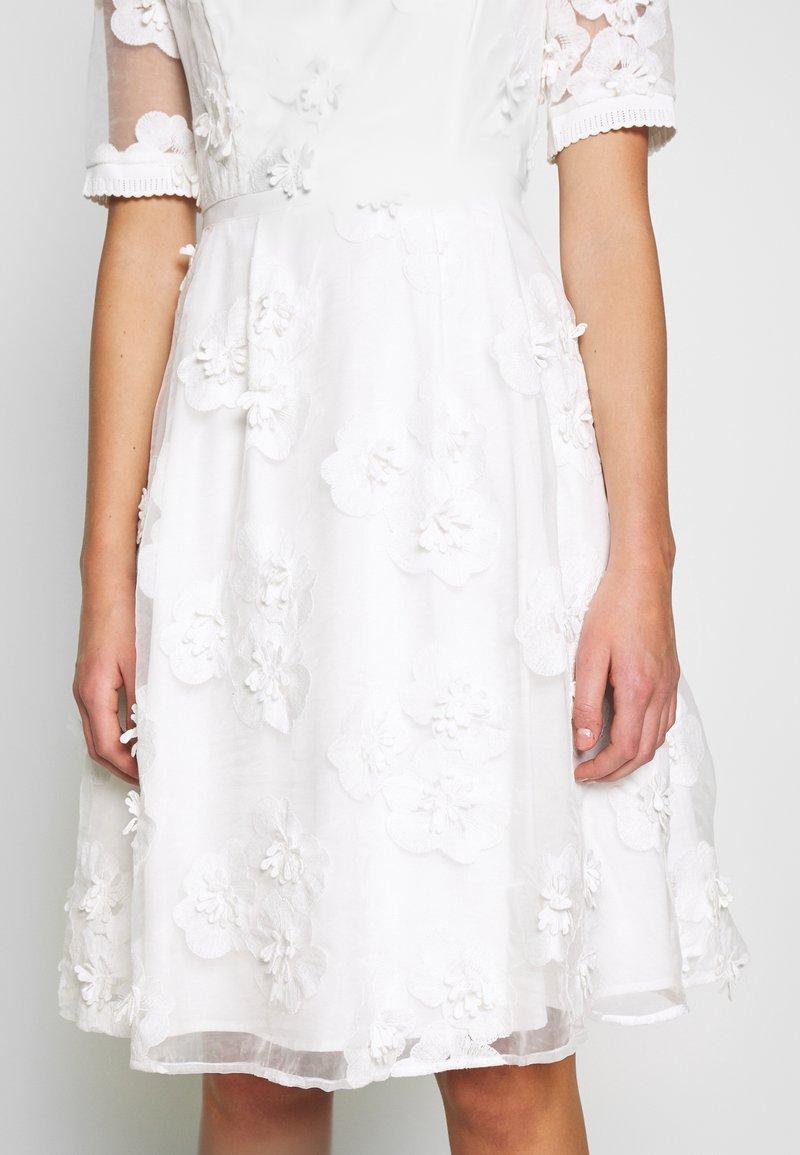 DRESS - Cocktailkleid/festliches Kleid - cream