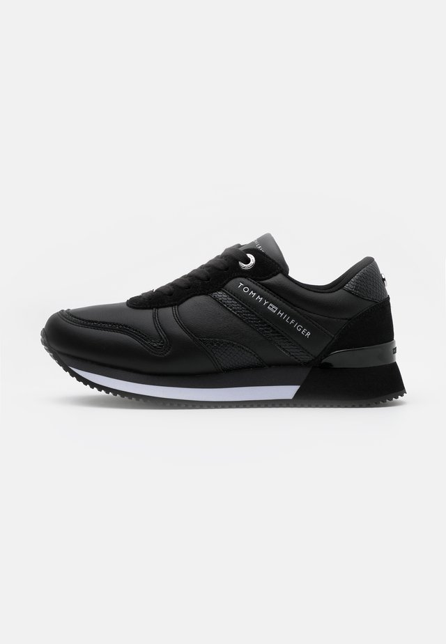 ACTIVE - Sneakersy niskie - black