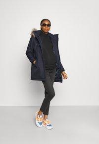 ONLY - OLMIRIS WINTER  - Winter coat - dark blue - 1