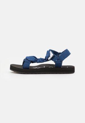 MONIKA - Sandály - blue