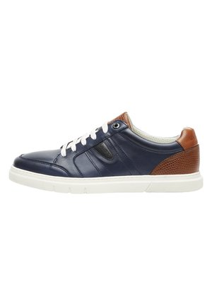 Casual lace-ups - blue