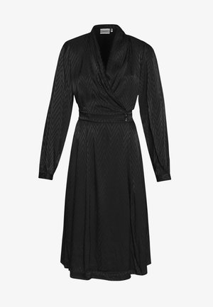 LYNNGZ DRESS - Kjole - black