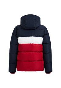 WE Fashion - JONGENS - Chaqueta de invierno - dark blue/red - 4