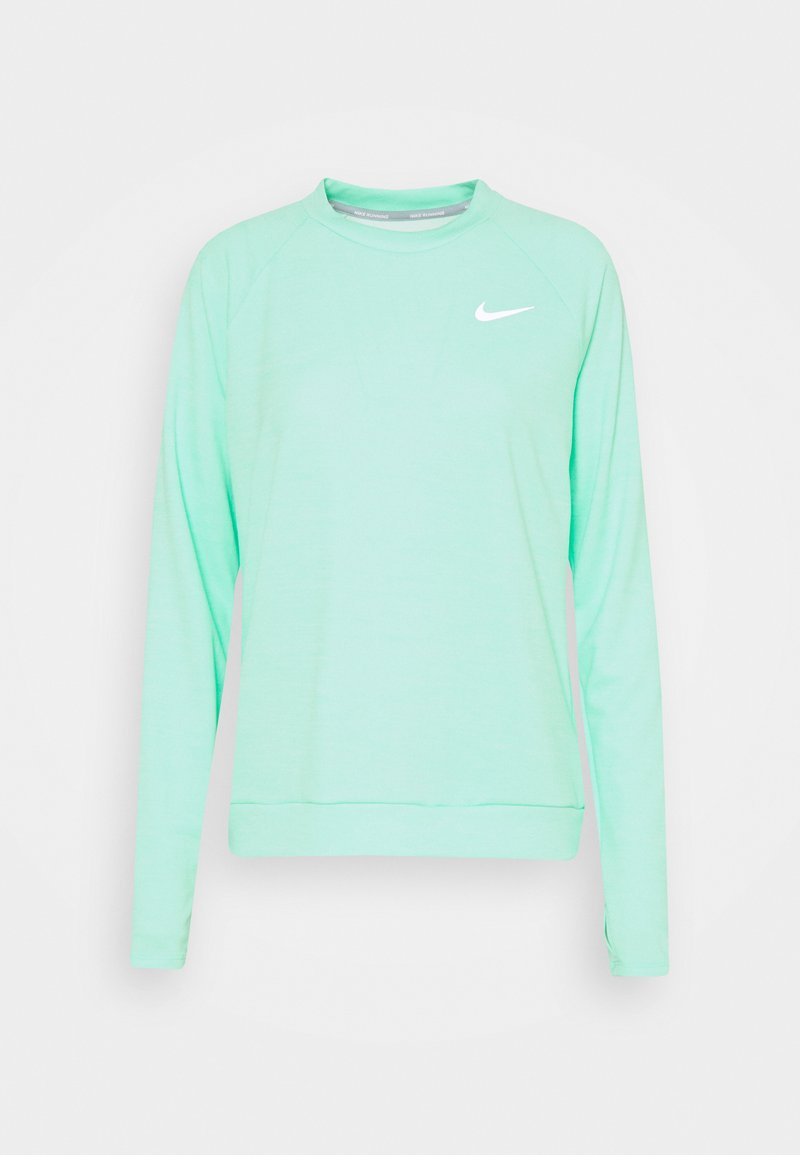 Nike Performance - PACER CREW - Funktionsshirt - green glow
