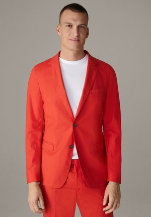 CALVIN - Suit jacket - medium rot