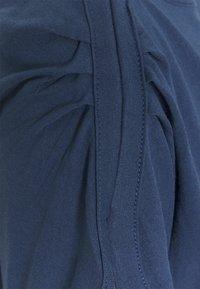 s.Oliver - KURZARM - Basic T-shirt - dark blue - 2