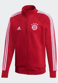 adidas Performance - FCB ICONS TOP - Training jacket - fcbtru/white - 12