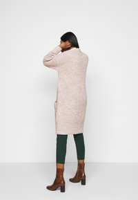 Fashion Union Petite - GERBERA - Gilet - grey - 2